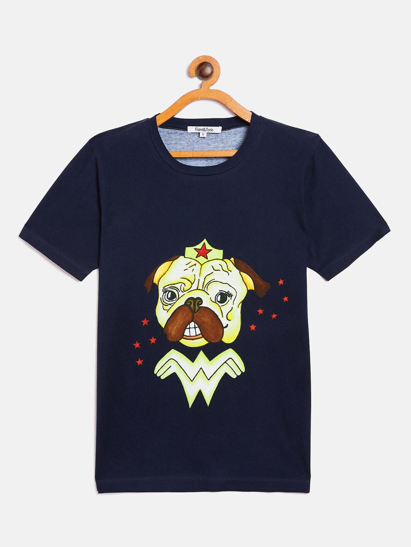 Unisex Wonder Pug T-Shirt