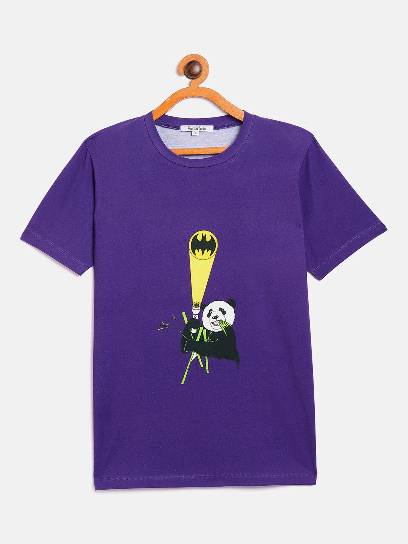 Unisex Bat Panda T-Shirt
