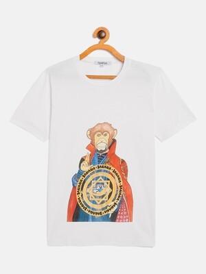 Unisex Monkey Strange T-Shirt