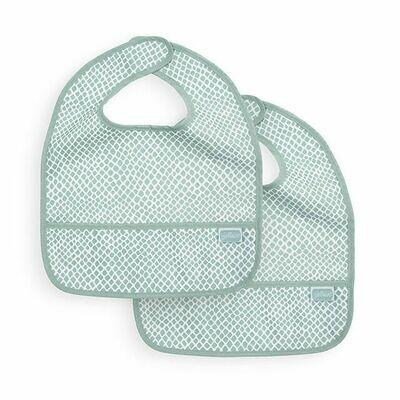 Slab Waterproof Snake soft green (2-pack)