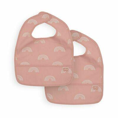 Slab waterproof Rainbow Blush Pink (2-pack)