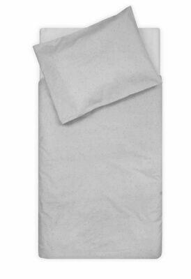 Dekbedovertrek  100x140cm mini Dots Mist Grey