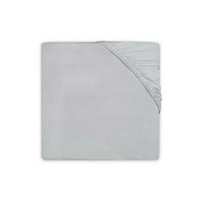 Hoeslaken Katoen 70x140cm Soft Grey