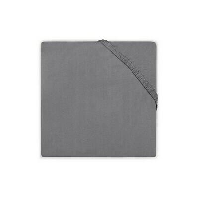 Hoeslaken 70x140cm Dark Grey