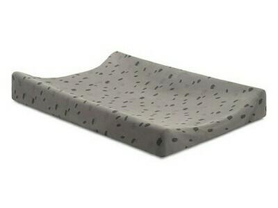 Waskussenhoes 50x70cm Spot Storm Grey