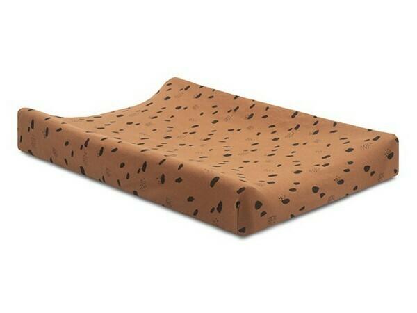 Waskussenhoes 50x70cm Spot Caramel