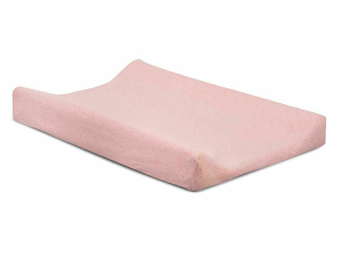 Waskussenhoes 50x70cm Mini Dot Blush Pink