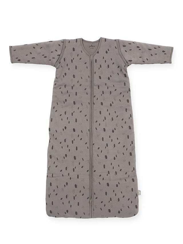 Slaapzak met afritbare mouwen - Spot storm grey