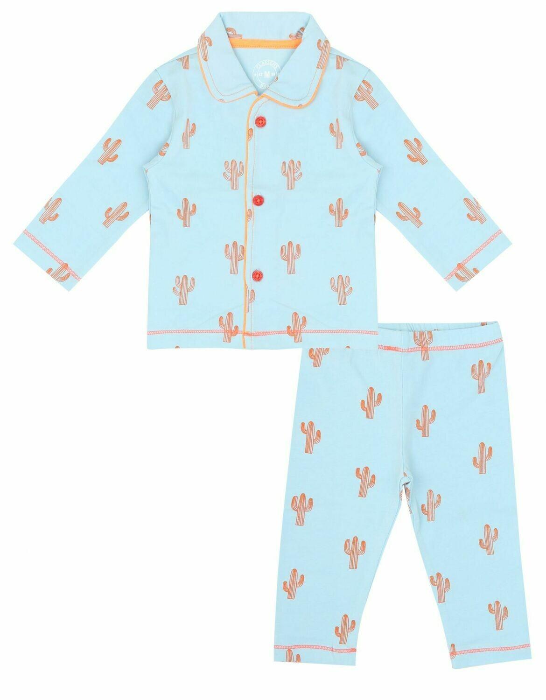 Baby Boys Pyjama Set Cactus