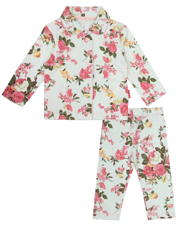 Baby Girls Pyjama Romantic Flower