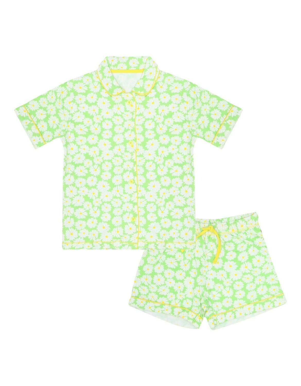 Girls Pyjama Set Daisy