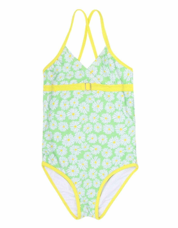 Girls Swimswuit Daisy
