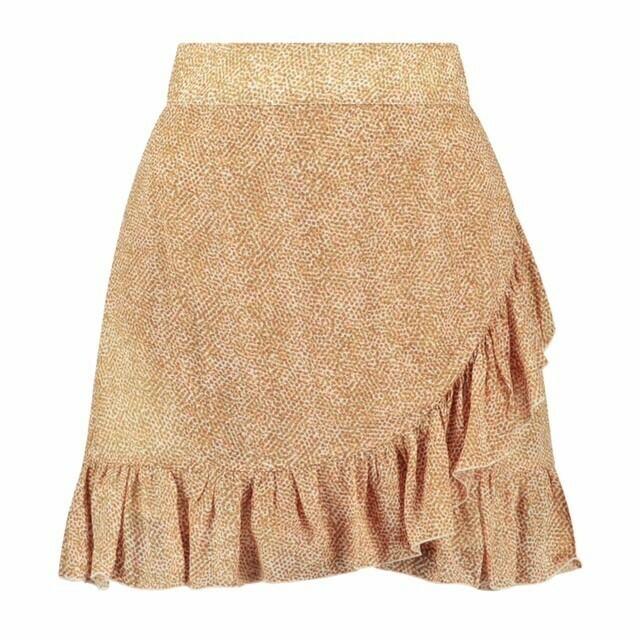Girls Bailey Skirt Safari