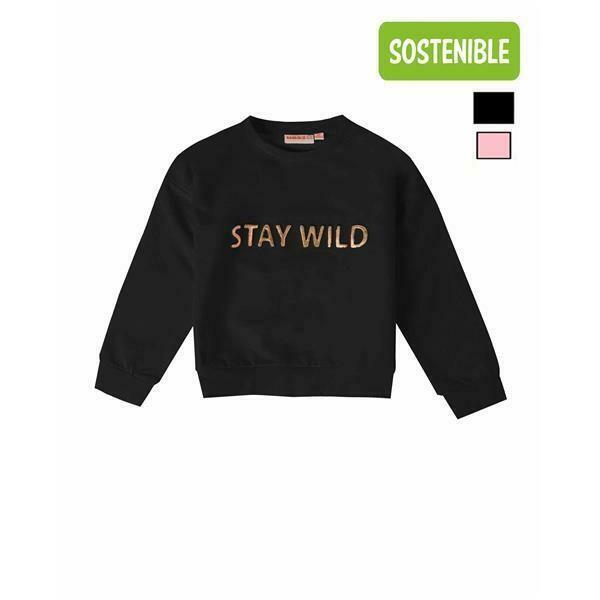 UBS2 Stay Wild - Black