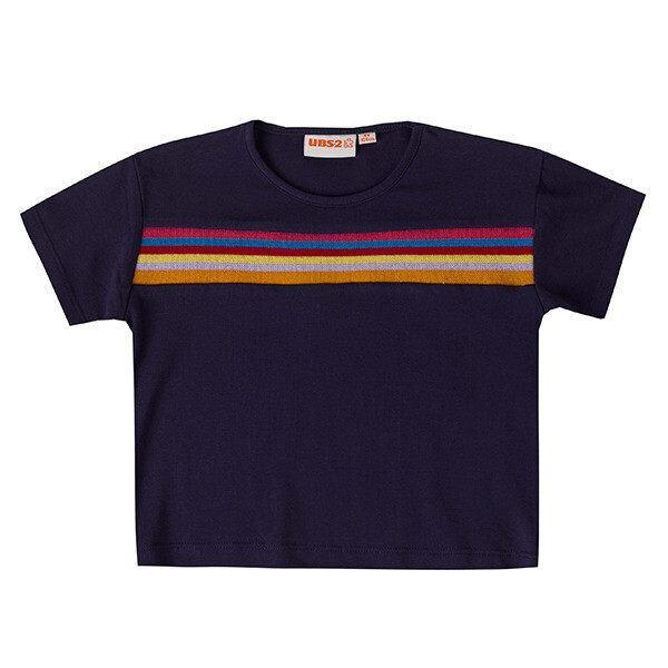 UBS2 T-shirt Color Stripes