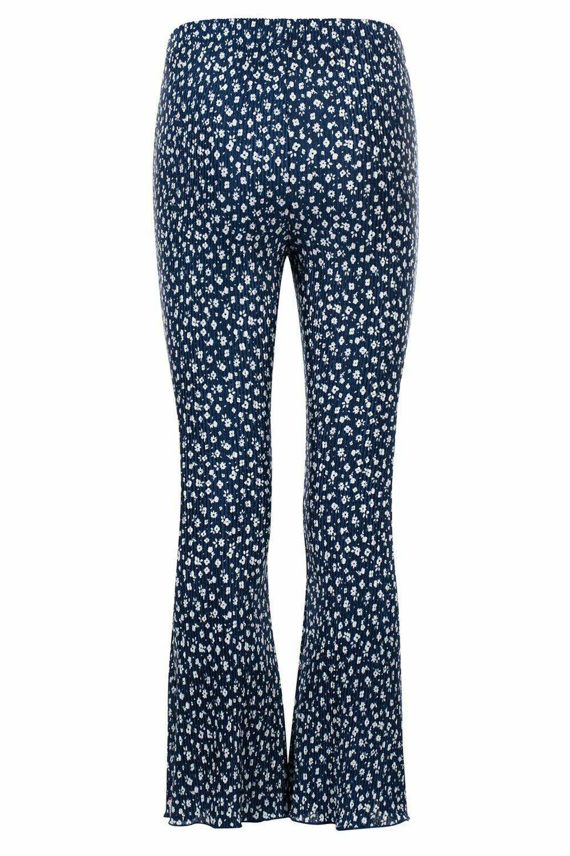 Looxs Pants Flowers Blue