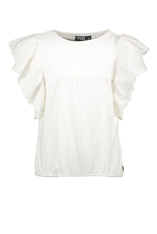 Flo T-shirt Créme