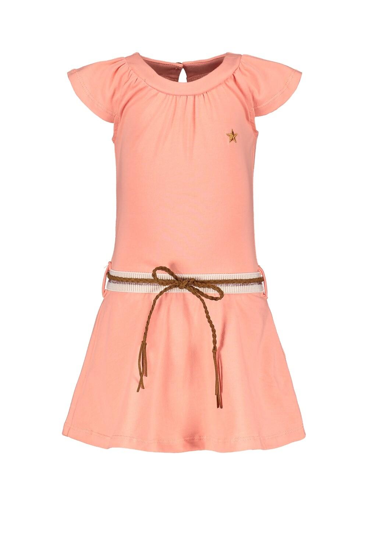 Flo jurk rose