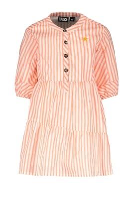 Flo jurk Neon Stripes