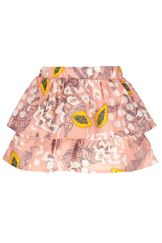 Flo skirt Palm Rose