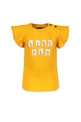 Flo T-shirt Orange