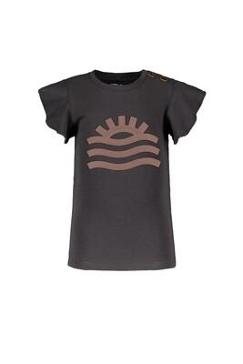Flo T-Shirt Grey sun