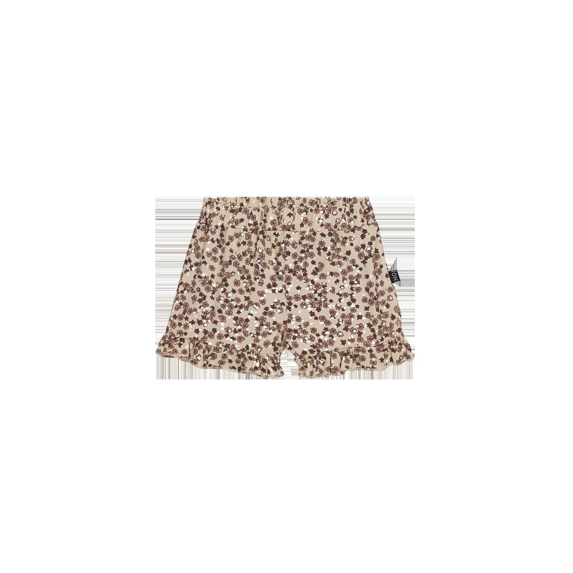 Ruffles shorts Golden rose Dawn Blossom