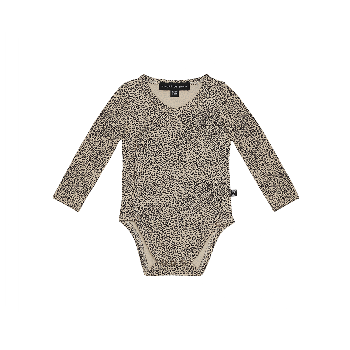 Wrapp Button Bodysuit