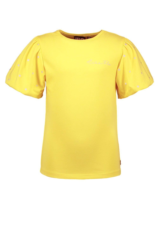 Like FLO T-shirt YELLOW