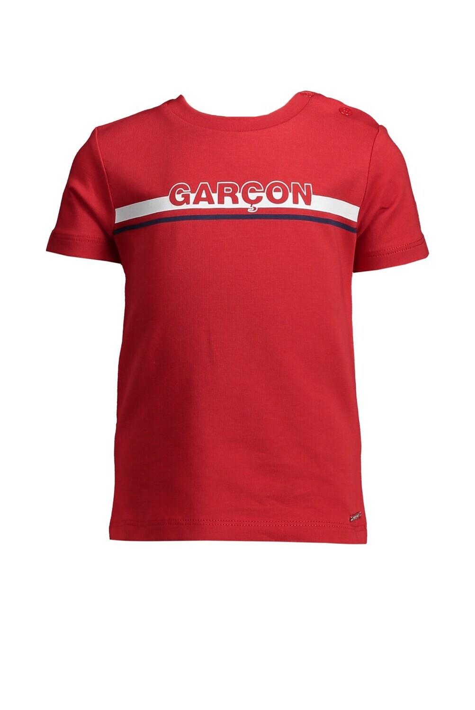 Le Chic Garçon T-shirt red