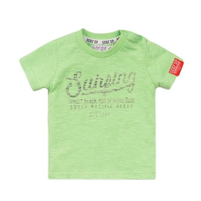 Dirkje T-shirt Bright Green