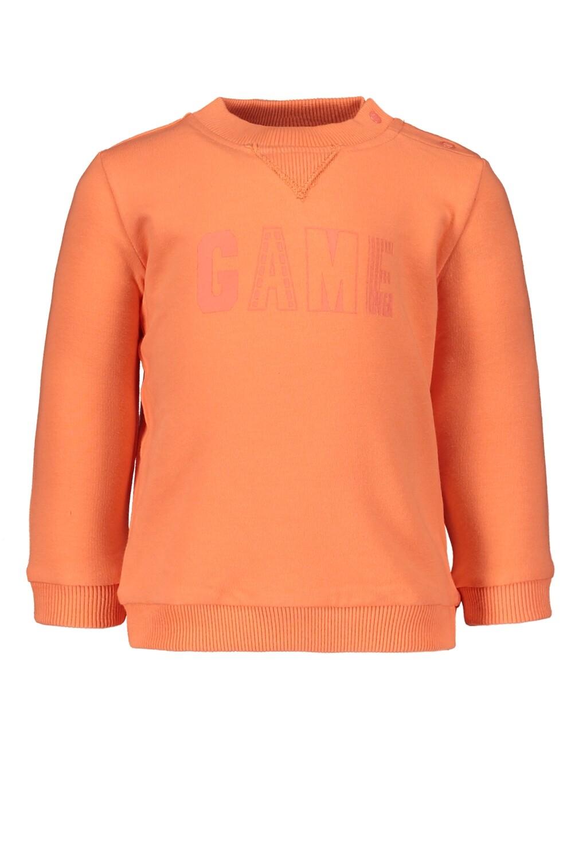 Bampidano Sweater Koraal