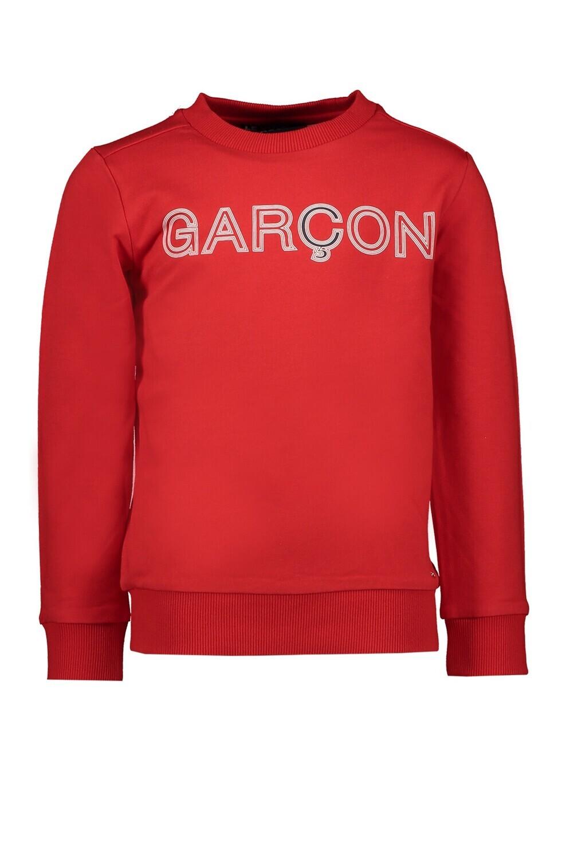Le Chic Garçon Sweater Red