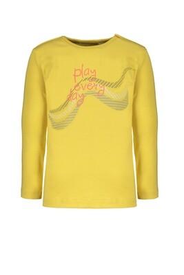 Bampidano Shirt Yellow