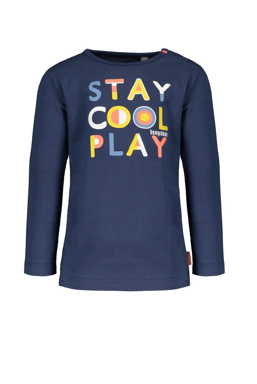 Bampidano Shirt Blue