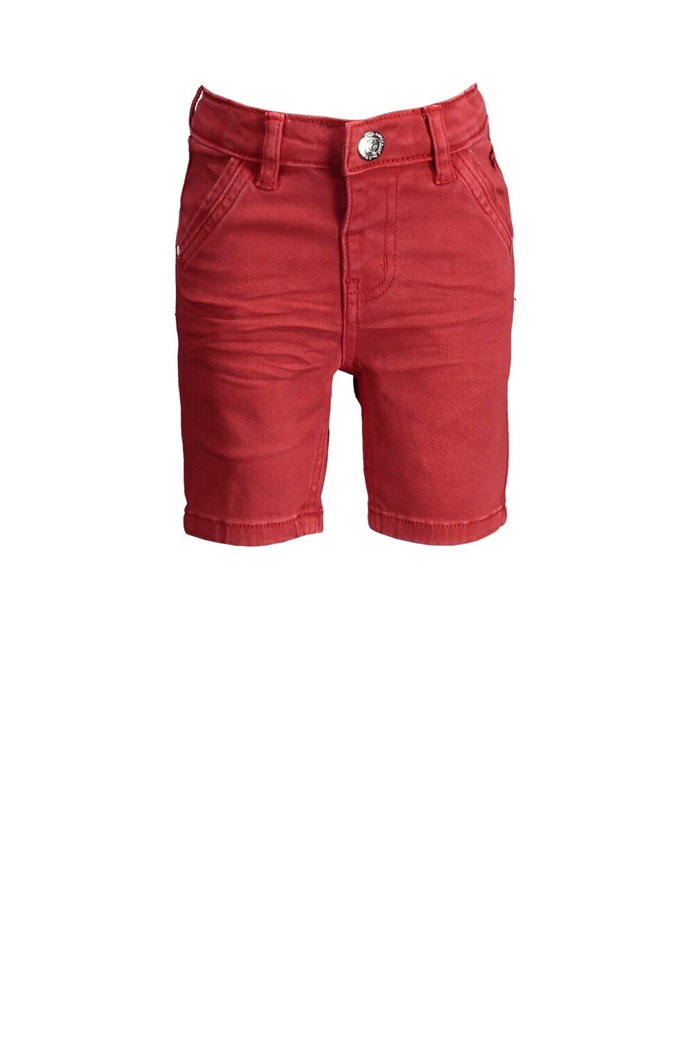 Le chic Garcon jeans short Red