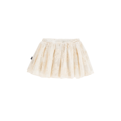 Lace Skirt Cream & Lace