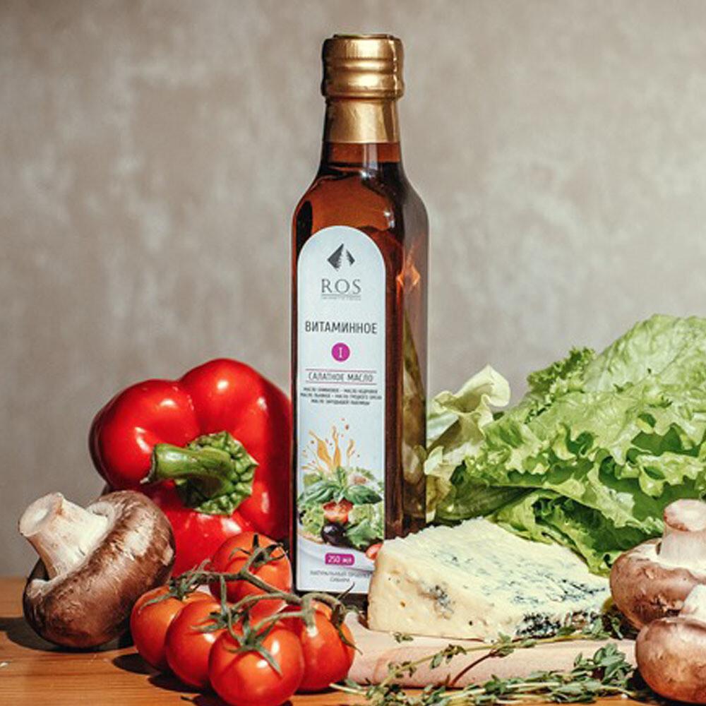 Масло салатное «Витаминное I»