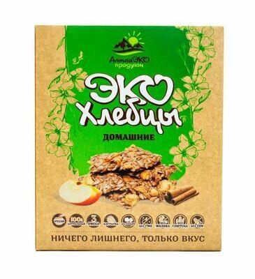 """Эко хлебцы Алтая """"Домашние"""" 90гр"""