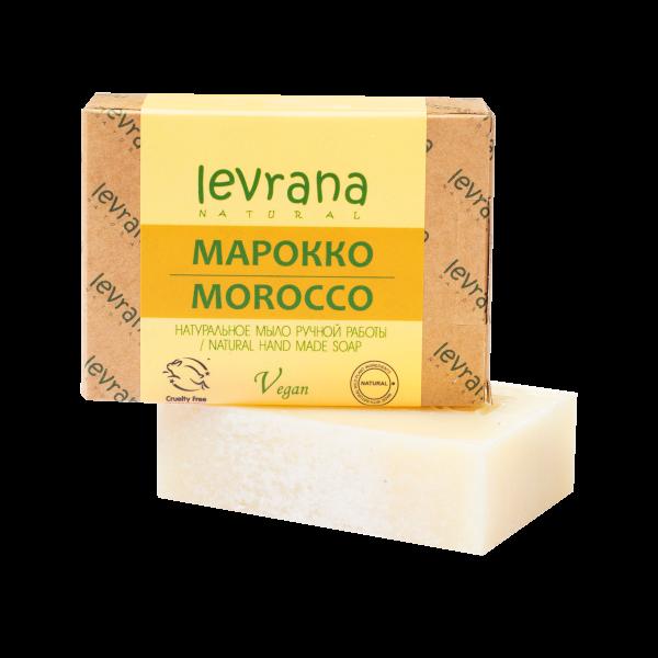 """Натуральное мыло ручной работы """"Марокко"""", Levrana"""