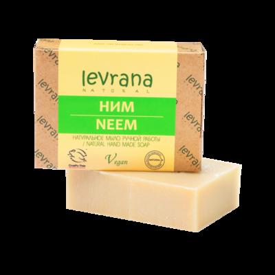 """Натуральное мыло ручной работы """"Ним"""",  Levrana"""