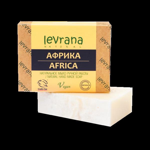 """Натуральное мыло ручной работы """"Африка"""", Levrana"""