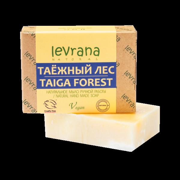 """натуральное мыло ручной работы """"Таёжный лес"""", Levrana"""