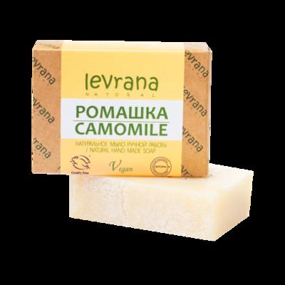 """Натуральное мыло ручной работы """"Ромашка"""",  Levrana"""