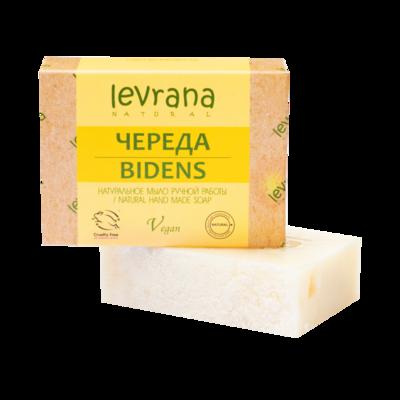 """Натуральное мыло ручной работы """"Череда"""", Levrana"""