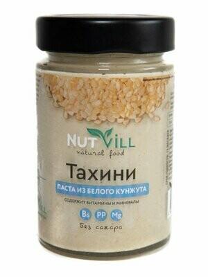 Тахини паста из белого кунжута