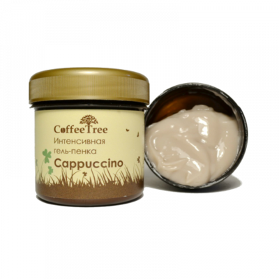 Интенсивная гель-пенка «Cappuccino». v.i.Cosmetics