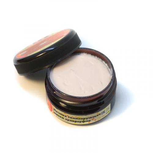 Ночная тонизирующая и восстанавливающая Маска-Суперсуфле. v.i.Cosmetics
