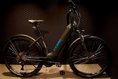 #cubebikes Nuride Hybrid Pro 625 Allroad