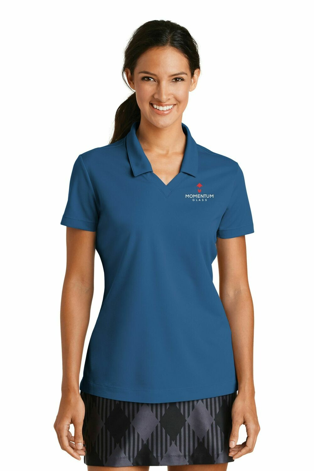 Nike Ladies Dri-FIT Micro Pique Polo - available in 2 colors